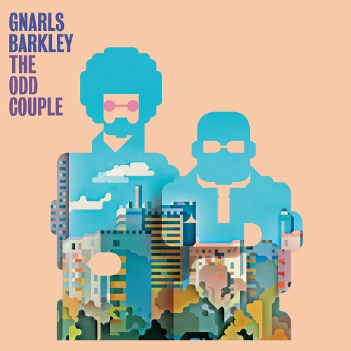 Gnarls Barkley – The Odd Couple