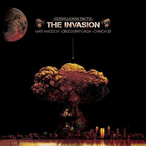 Guerilla War Tactix – The Invasion