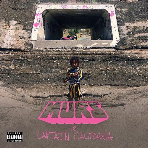 Murs – Captain California (prossima uscita)