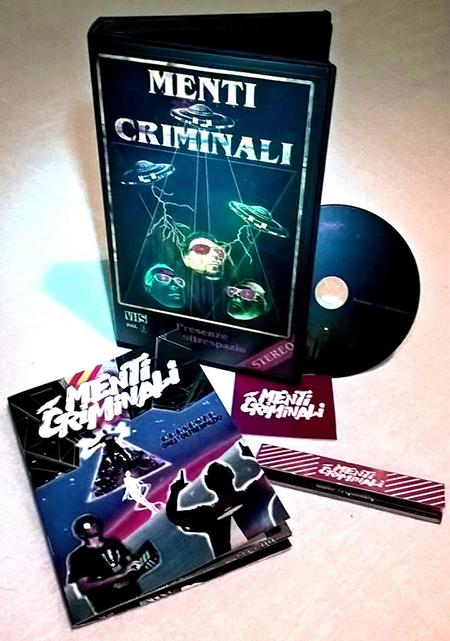 Menti Criminali – Presenze dall'Oltrespazio