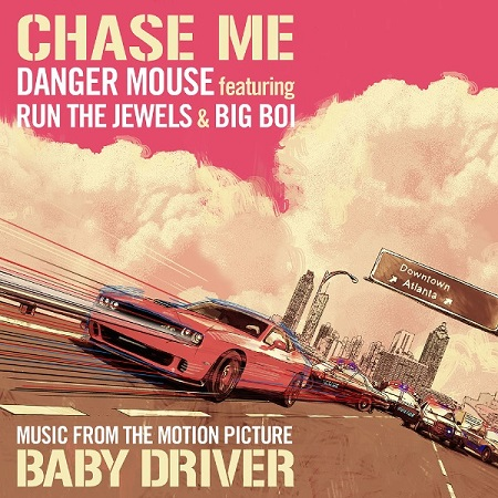 Danger Mouse feat. Run The Jewels and Big Boi – Chase Me