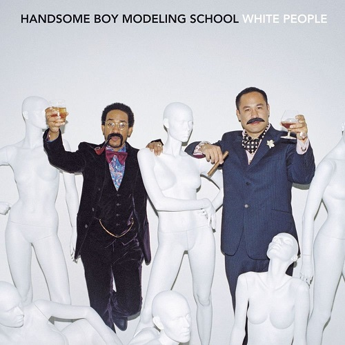 Handsome Boy Modeling School – White People