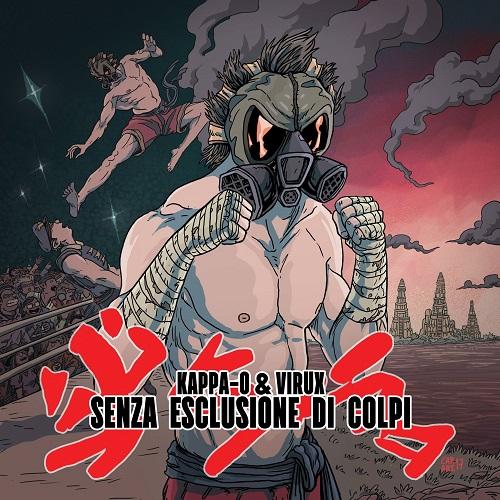 Kappa-O & Virux feat. Santiegaz – Black merda