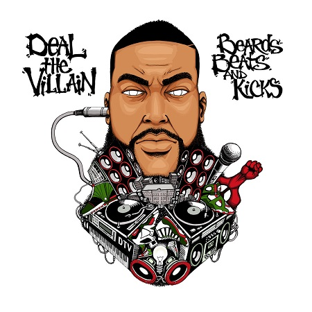 Deal The Villain – Beards, Beats & Kicks (free download)
