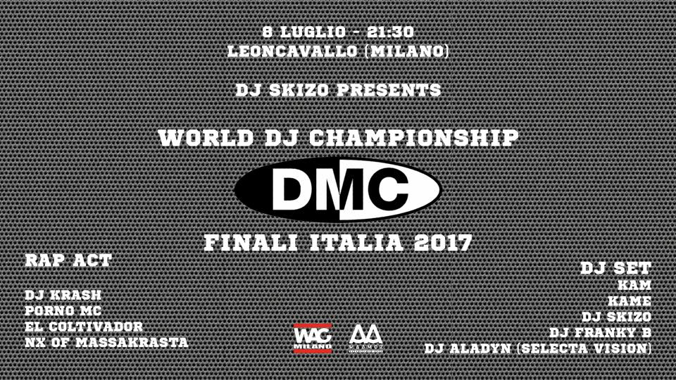 DMC 2017: le finali italiane