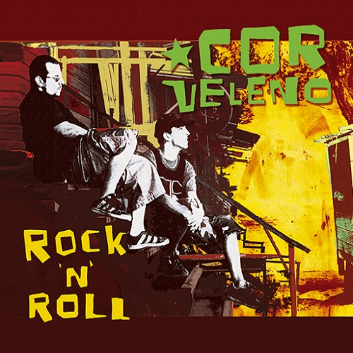 "Antibemusic ristampa in vinile ""Rock'n'Roll"" dei Cor Veleno"