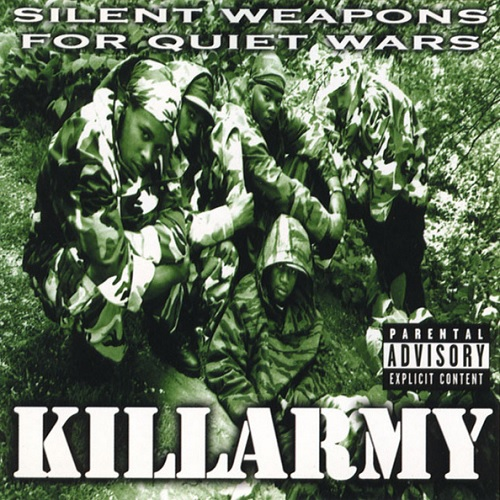 Killarmy – Silent Weapons For Quiet Wars