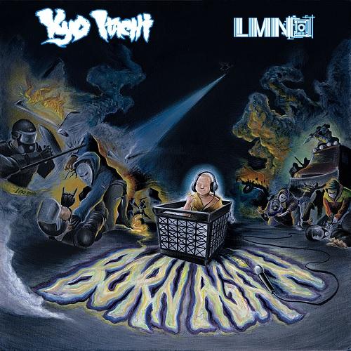 Kyo Itachi and LMNO – Born Again