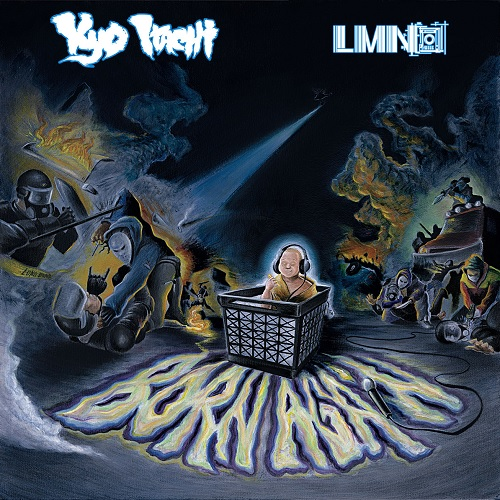 Kyo Itachi and LMNO – Born Again
