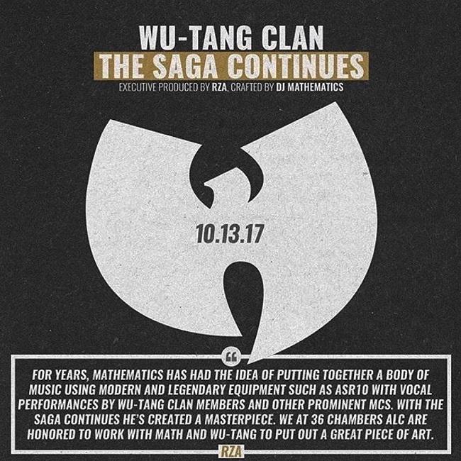 """Cosa sappiamo (davvero) di """"The Saga Continues"""" del Wu-Tang Clan?"""