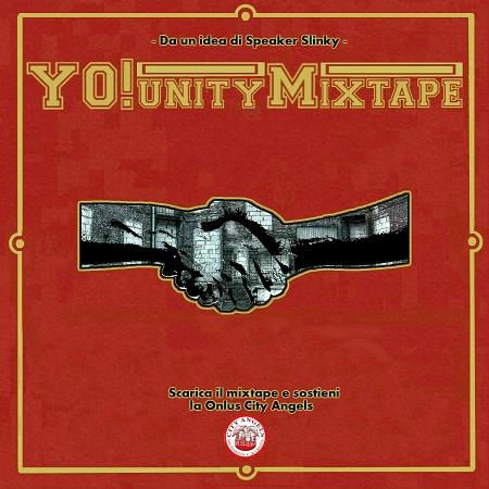 """Hip-Hop e solidarieta': """"YO!Unity Mixtape"""""""