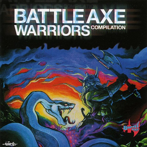 AA.VV. – Battle Axe Warriors Compilation