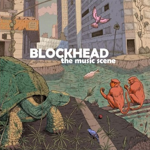 Blockhead – The Music Scene