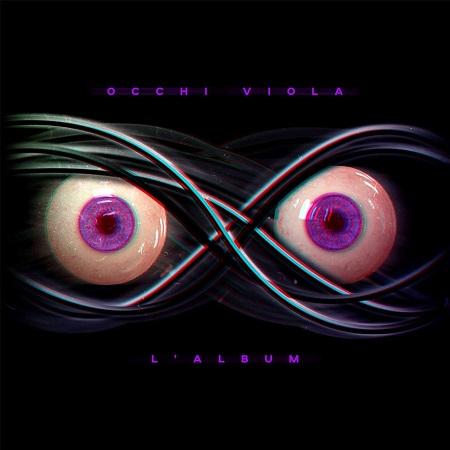 Occhi Viola – L'album