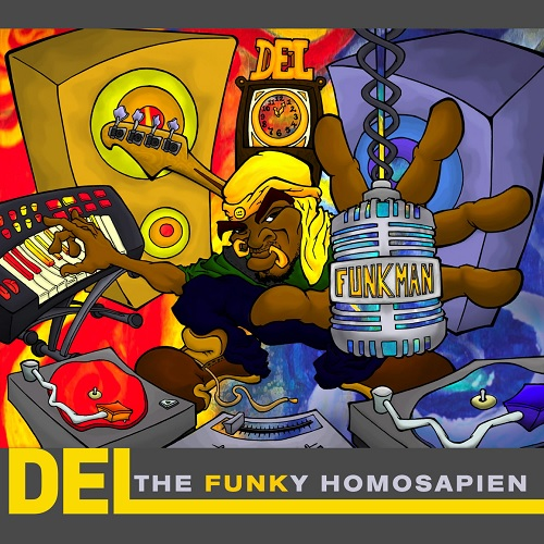 Del The Funky Homosapien – Funk Man