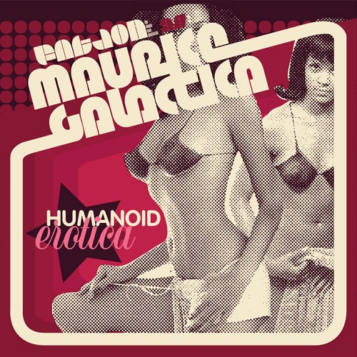 Fat Jon as Maurice Galactica – Humanoid Erotica