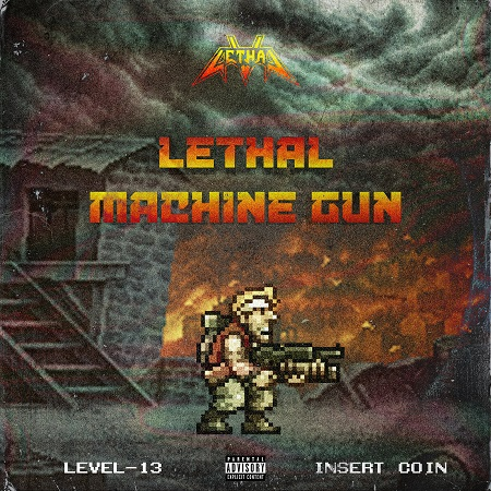Lethal V – Lethal machine gun