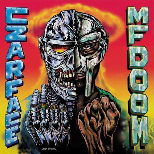 Czarface and MF DOOM – Meddle With Metal
