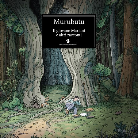 """""""Il giovane Mariani e altri racconti"""" di Murubutu presto fuori in vinile!"""