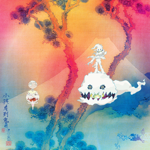 Kids See Ghosts (Kanye West and Kid Cudi) – Kids See Ghosts