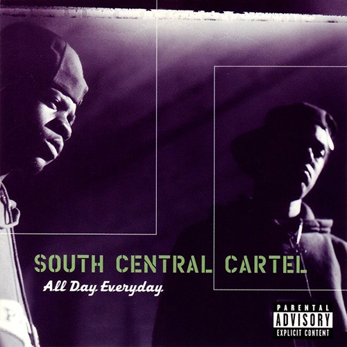 South Central Cartel – All Day Everyday