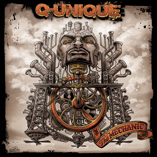 Q-Unique – The Mechanic