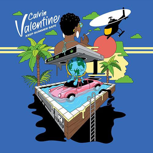Calvin Valentine – 911 Turbo