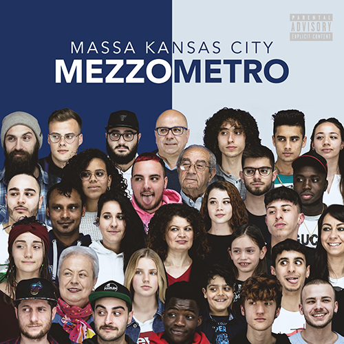 """Massa Kansas city"" e' il primo disco di Mezzometro"