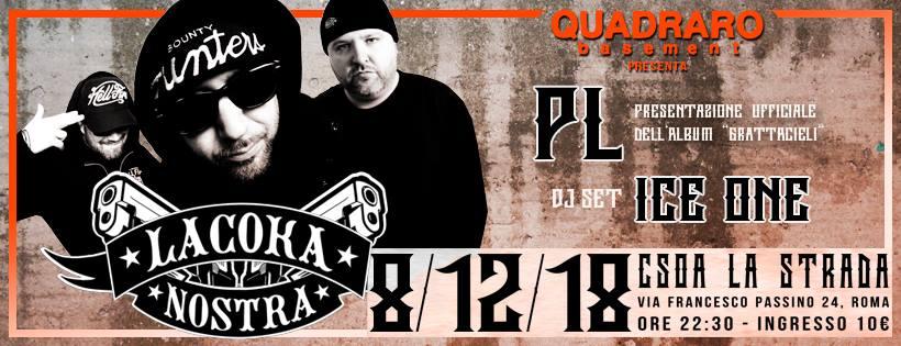 La Coka Nostra live a Roma il prossimo 8 dicembre