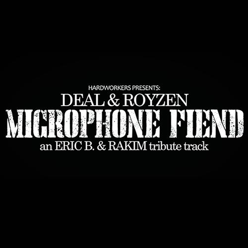 "Roy Zen e Deal The BeatKrusher tributano ""Microphone Fiend"" di Eric B. & Rakim"