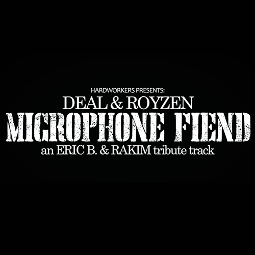 "Roy Zen e Deal The BeatKrusher tributano ""Microphone Fiend"" di Eric B. & Rakim"