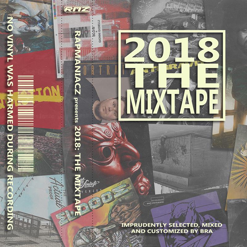 """""""2018: The Mixtape"""": il mixtape di fine anno di RapManiacZ!"""
