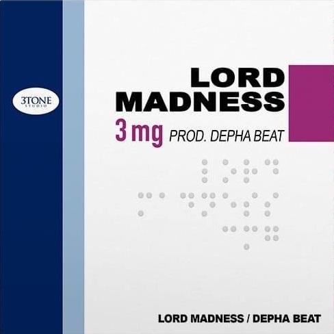 """Lord Madness pubblica """"3 mg"""""""