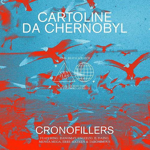 """""""Cartoline da Chernobyl"""" e' il nuovo EP dei Cronofillers"""
