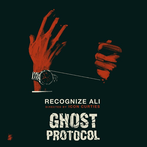 "Icon Curties e Recognize Ali pubblicano ""Ghost Protocol"""
