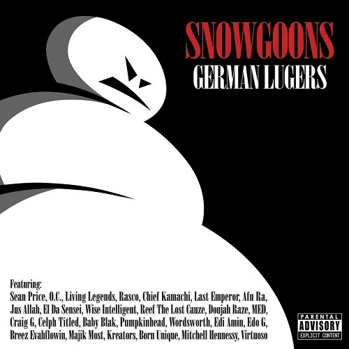 Snowgoons – German Lugers