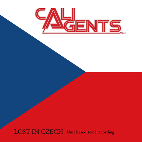 "I Cali Agents pubblicano ""Lost In Czech"""