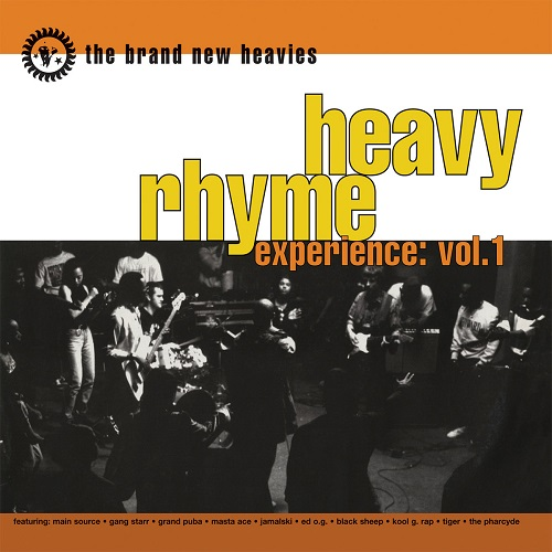 The Brand New Heavies – Heavy Rhyme Experience: Vol. 1