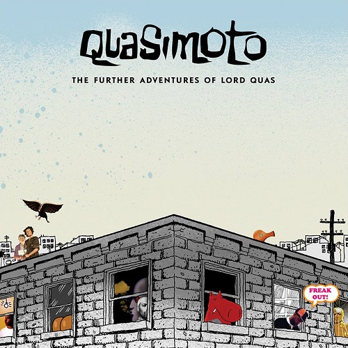 Quasimoto – The Further Adventures Of Lord Quas