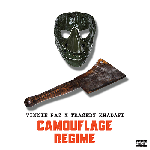 Vinnie Paz and Tragedy Khadafi – Camouflage Regime