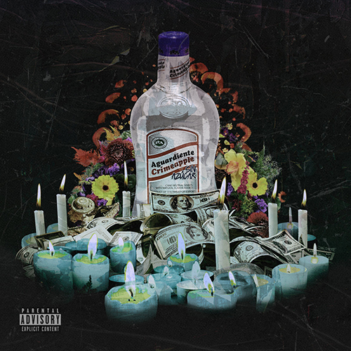 Crimeapple – Aguardiente