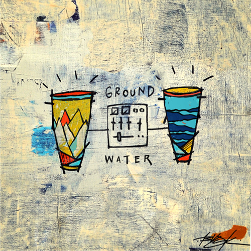 """Ground & Water"" e' il nuovo progetto di Blu e Damu The Fudgemunk"