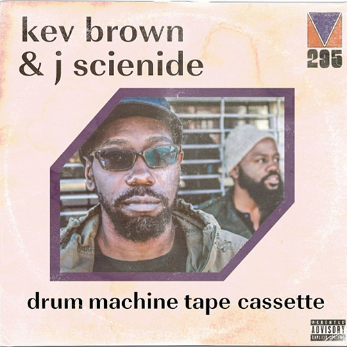 """Drum Machine Tape Cassette"" e' il nuovo album di Kev Brown e J Scienide"