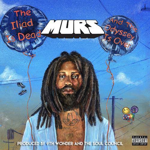 """""""The Iliad Is Dead And The Odyssey Is Over"""" e' il nuovo album di Murs e 9th Wonder"""