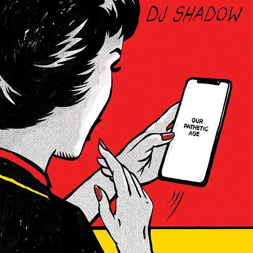 """""""Our Pathetic Age"""" e' il nuovo (doppio!) disco di Dj Shadow"""