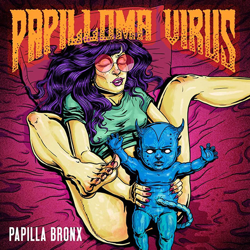 """Street fighter"" e' il nuovo video di Papilla Bronx con Lord Madness"