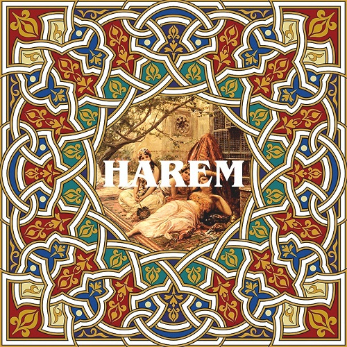 """Harem"" e' il primo beat tape di Met Fish"