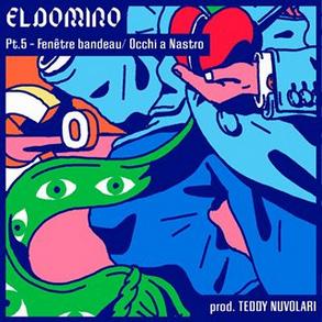 """""""Occhi a nastro"""" e' il nuovo video di ElDoMino"""