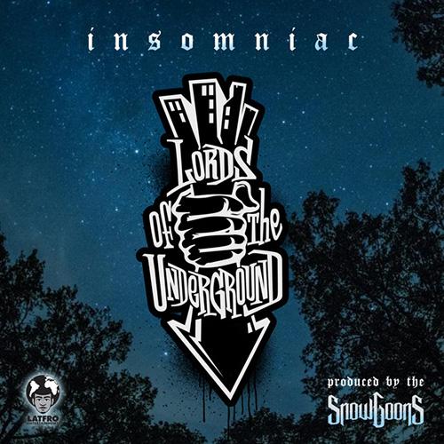 """""""Insomniac"""" e' il nuovo video dei Lords Of The Underground"""
