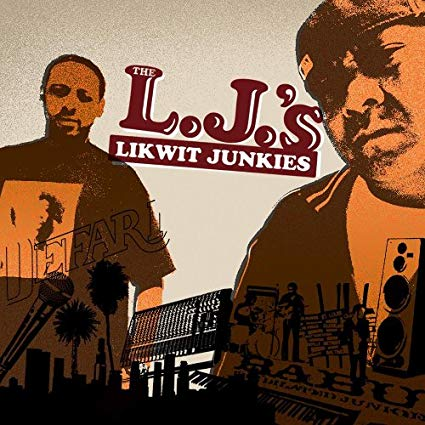 Likwit Junkies (Defari and Babu) – The L.J.'s